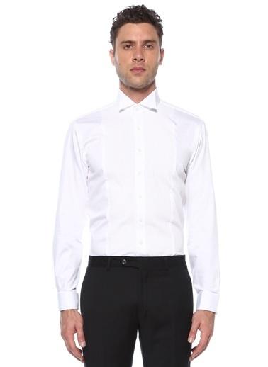 NetWork Smokin Gömlek Beyaz